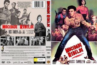 MOCIDADE REBELDE (1956) - REMASTERIZADO