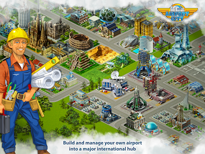 Airport City Mod Apk Data