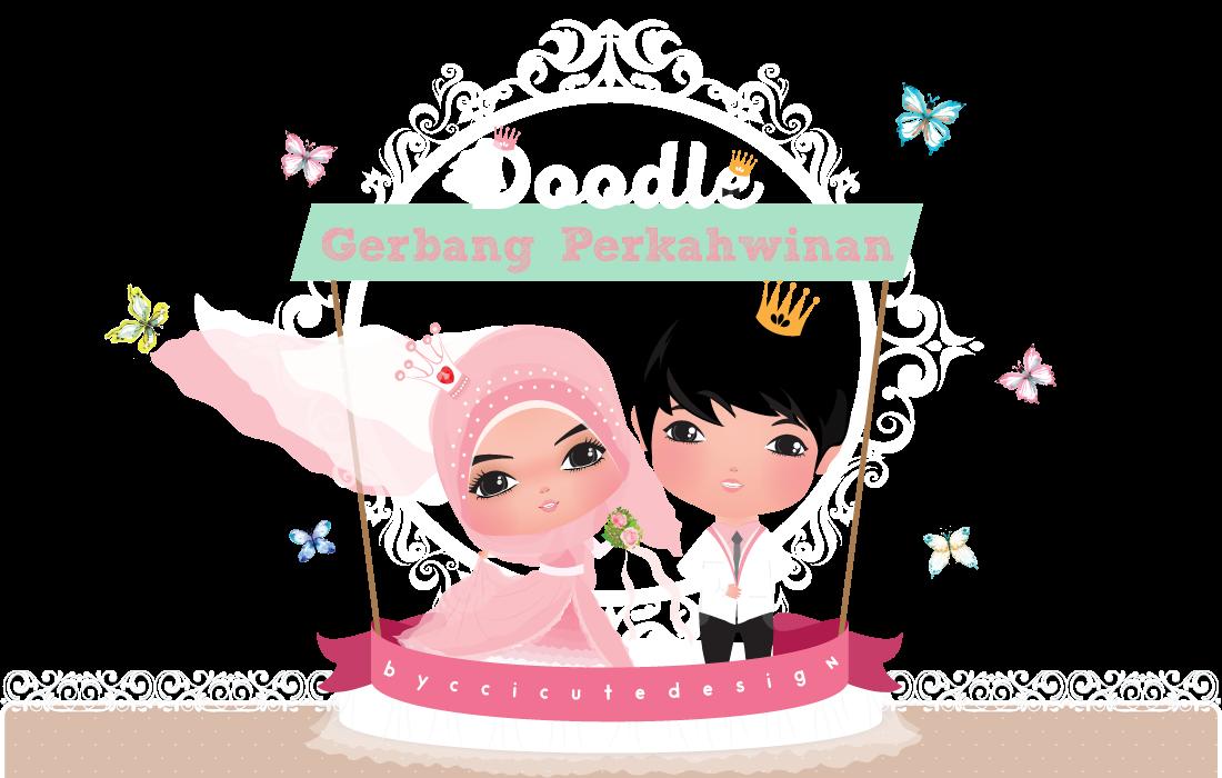 Gerbang Perkahwinan (Doodle Blog)