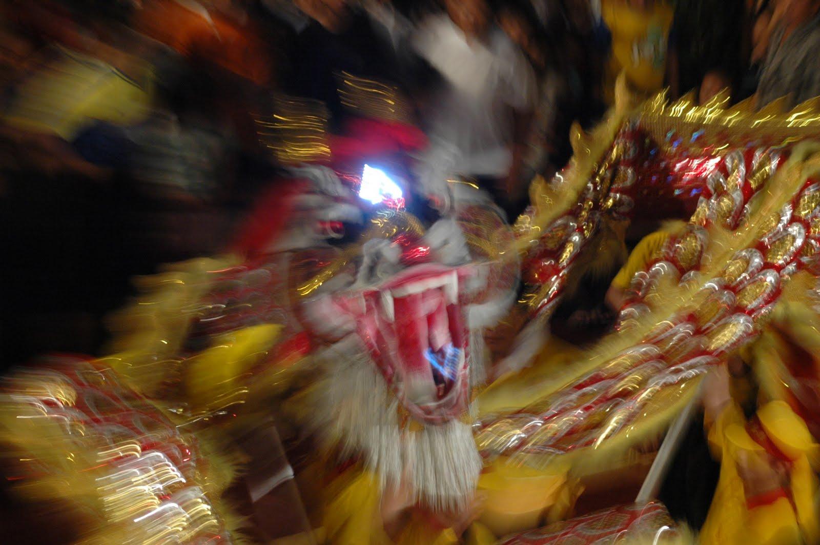 ... HUT Kongco Hok Tek Tjing Sien, di Kelenteng Siu Hok Bio, 19 Maret 2007