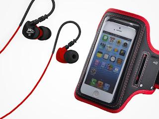 S6 Headphone and Armband