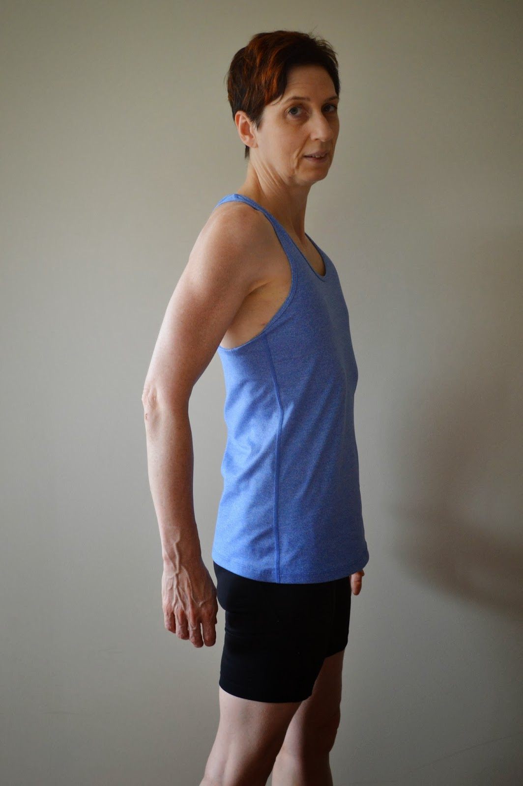 going flat after mastectomy