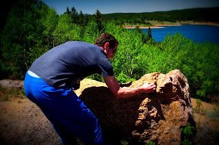Hans Busker, USA, bouldering, climbing, crimping, worldcup