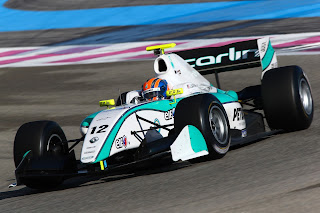 Jazeman's latest ride in Formula Renault 3.5