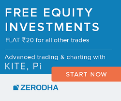 Click here to Open Free Zerodha account