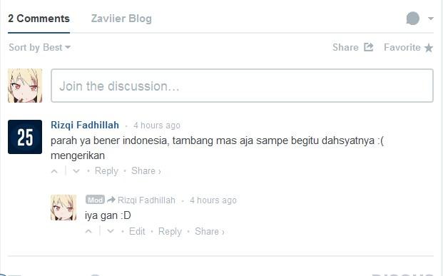Cara Mudah Mengganti Komentar Blog Menjadi Komentar Disqus