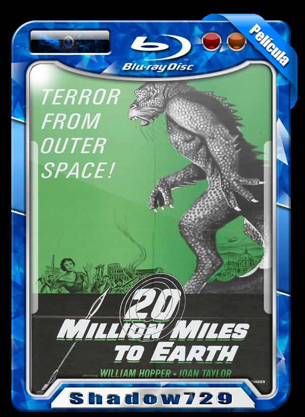 20 Million Miles to Earth (1957)   La Bestia de Otro Planeta