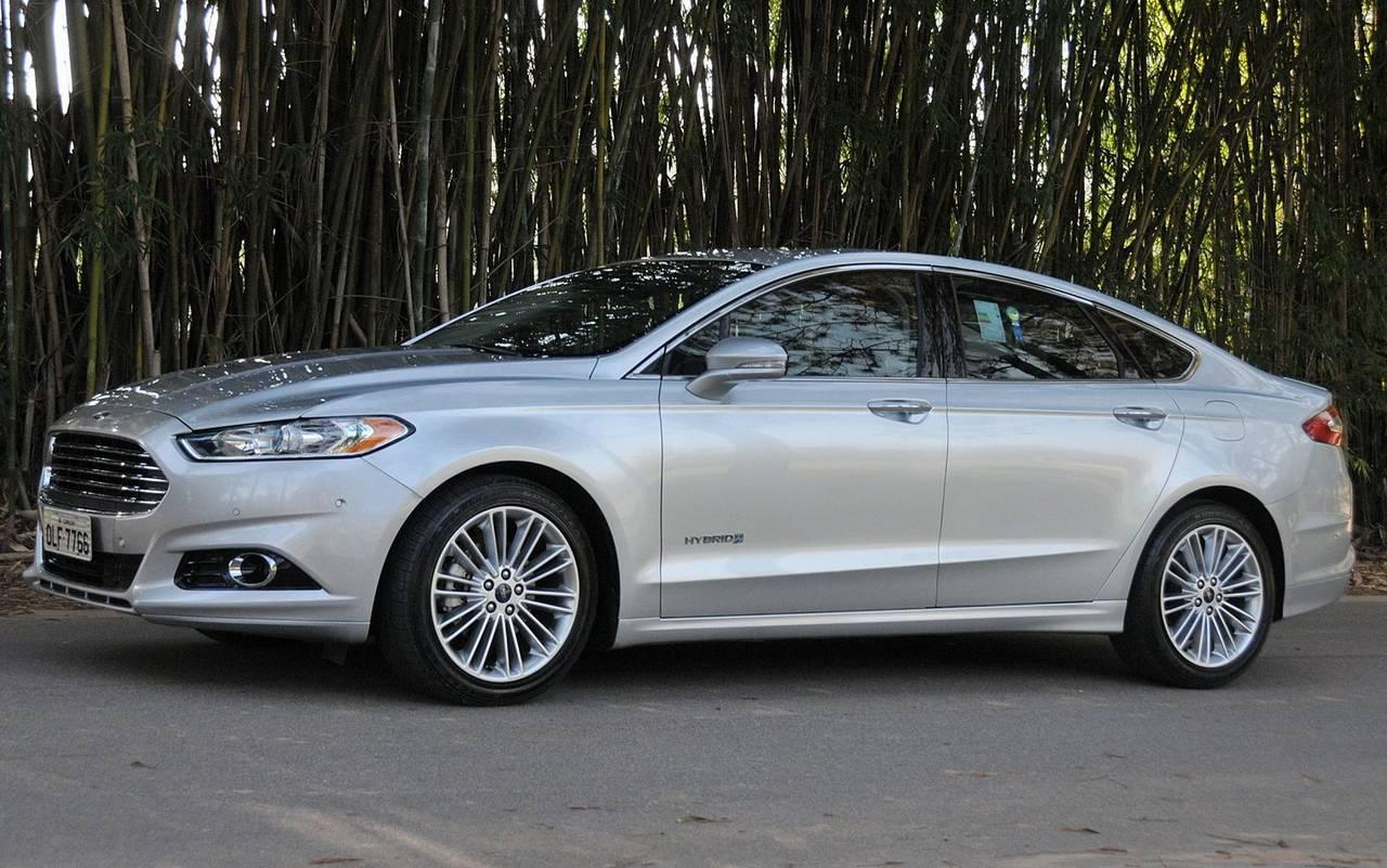 Ford Fusion monocombustível
