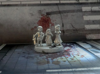 Zombicide, Survivor, Alternative, Child, Zombie, Hasslefree, girl