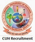 Apply Online For Faculty, Administrative Post In CUH Haryana Recruitment 2014