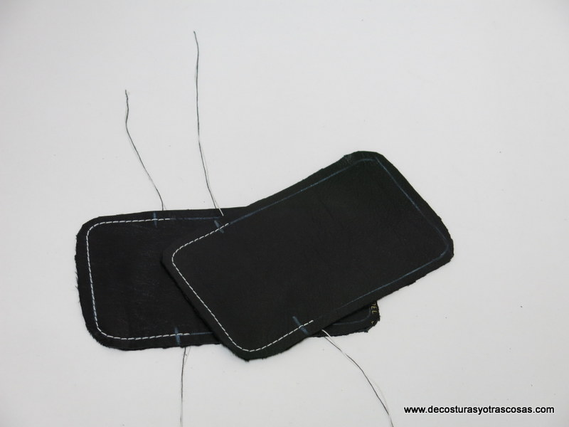 aprende a hacer una funda para tu celular