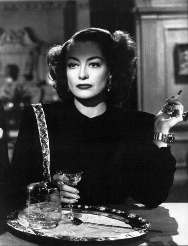 Kaos whatever happened to joan crawford for The crawford