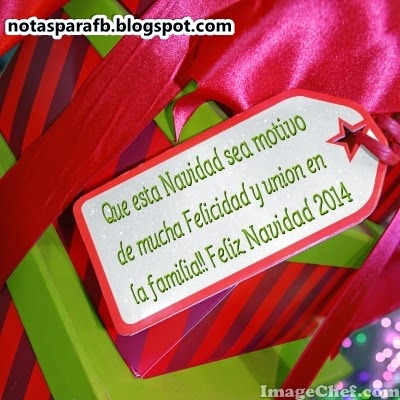 Frases para Navidad 2014