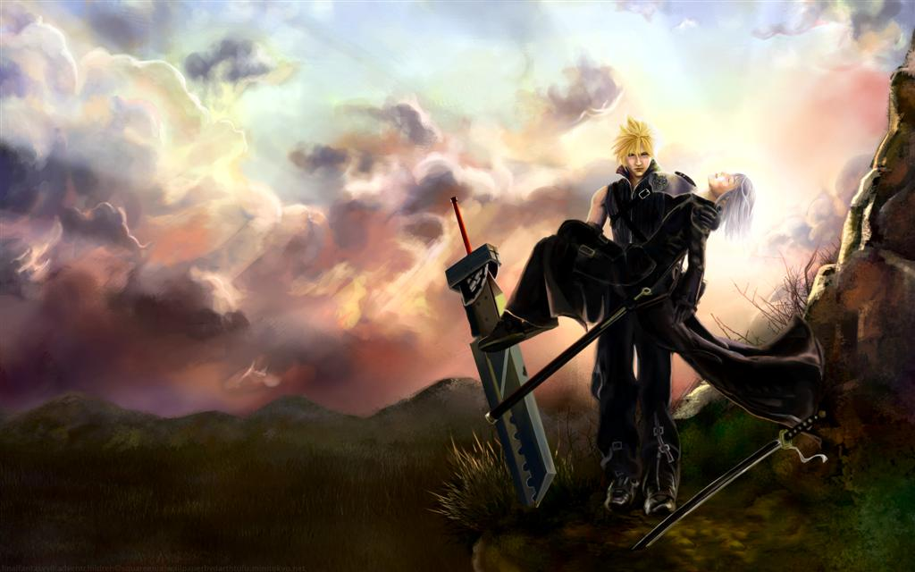 Final Fantasy HD & Widescreen Wallpaper 0.210890023985345
