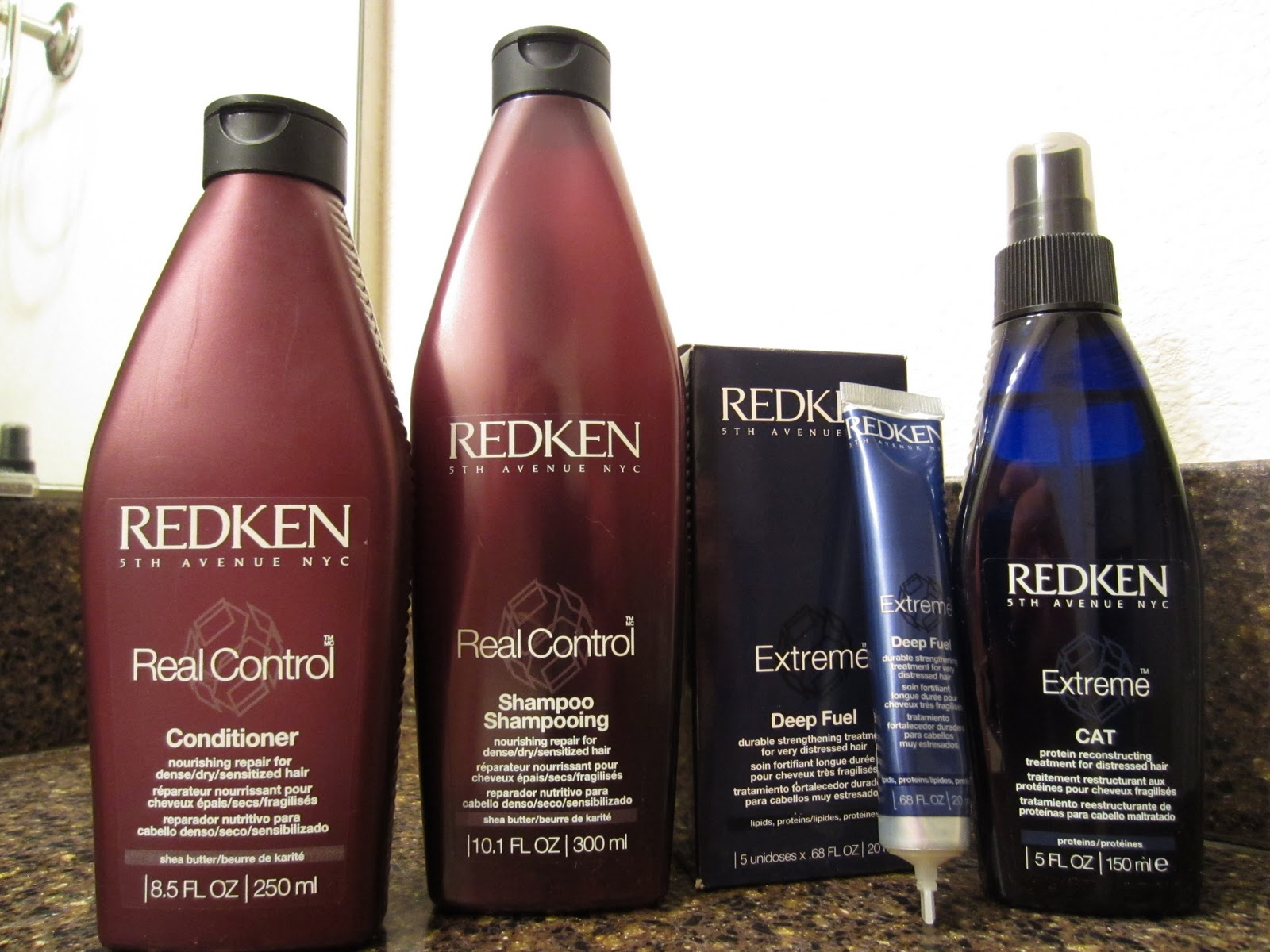 redken extreme deep fuel how to use