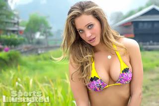 Hannah Davis for Sports Illustrated Swimsuit, 2013