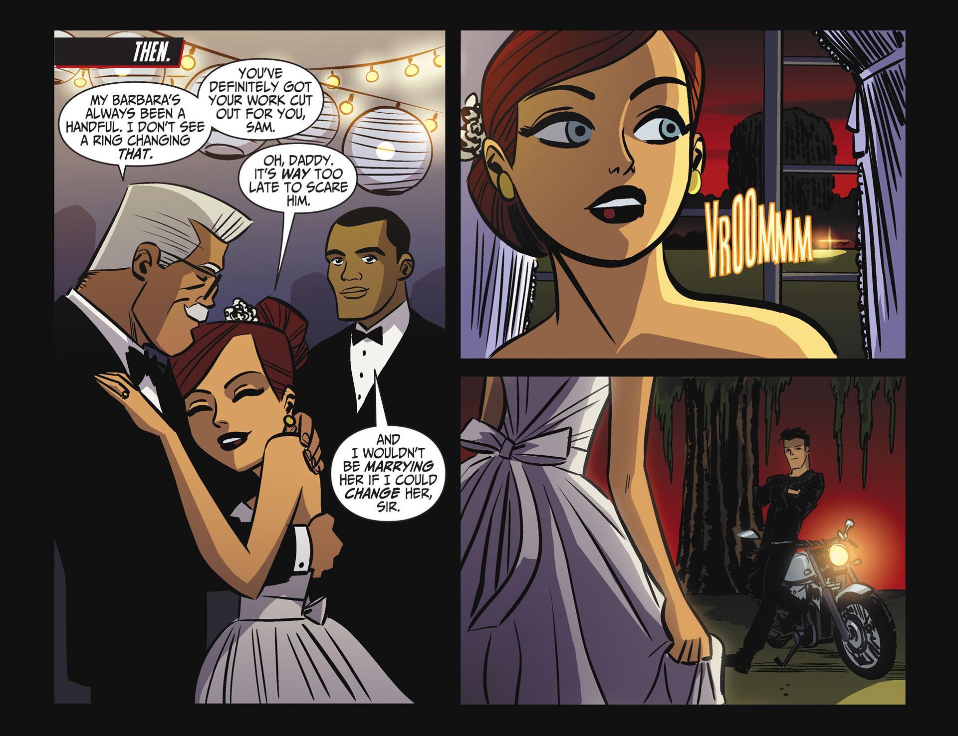 Batman Beyond 2.0 #16 #25 - English 3