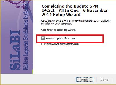 Update Referensi SPM