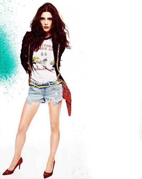 Ashley Greene Covers NYLON August 2012 » Gossip | Ashley Greene