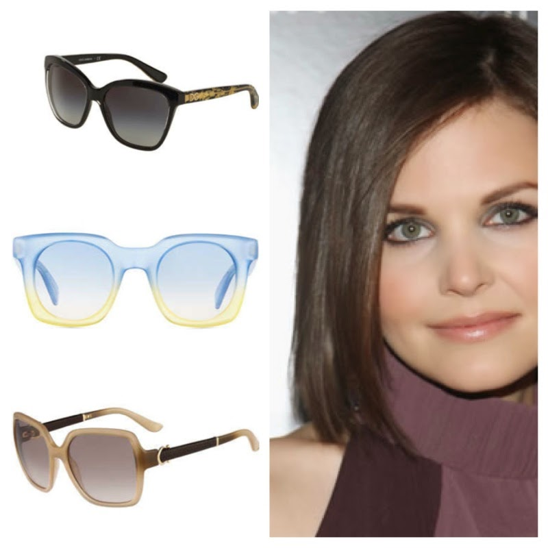 Sunglasses Frame For Round Face : 4. Square-Shaped:
