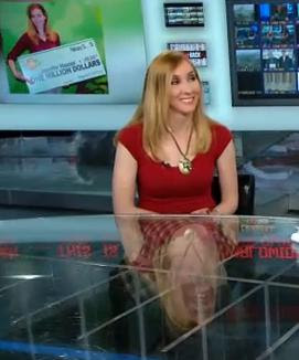 CNN Producer Jennifer Hauser Has Advice For Lottery Players