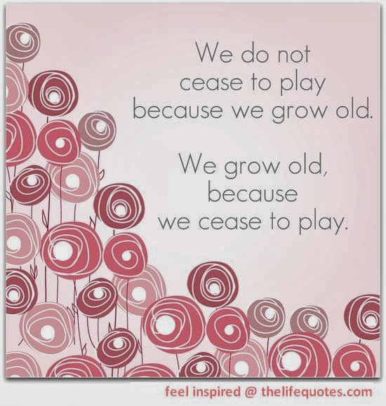 Grow Old Quotes