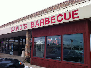 David's Barbecue Barbeque BBQ Bar-B-Q Bar-B-Que Pantego Arlington Dallas DFW