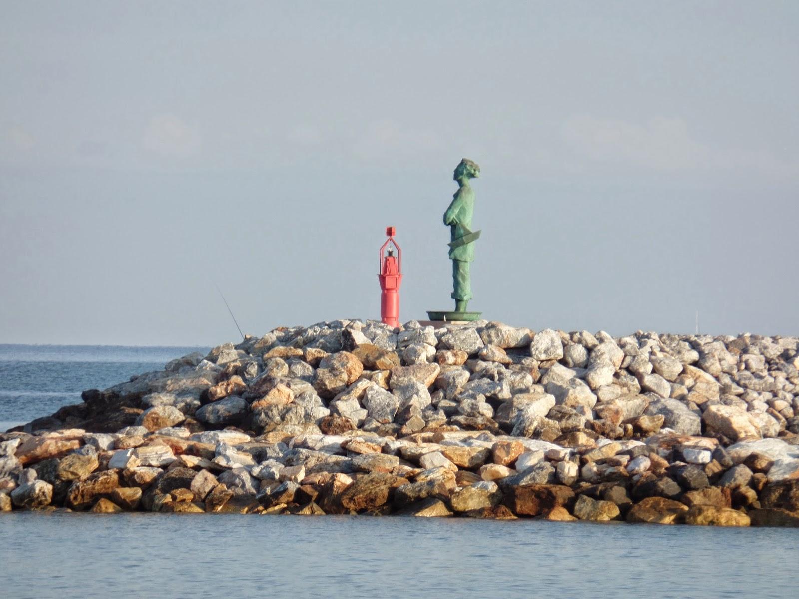 San vincenzo statua