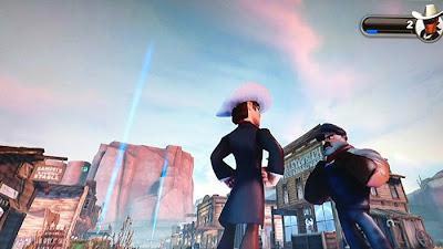 Disney Infinity Screenshot Lone Ranger review game west