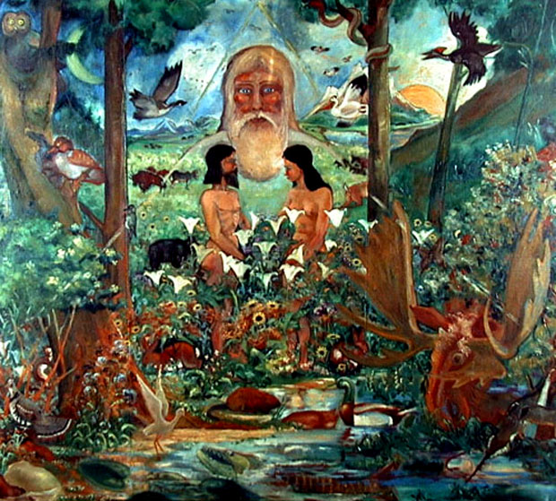 adam and eve creation essay Home free essays adam and eve creation later, adam named his wife eve, because she would become the mother of all the living.