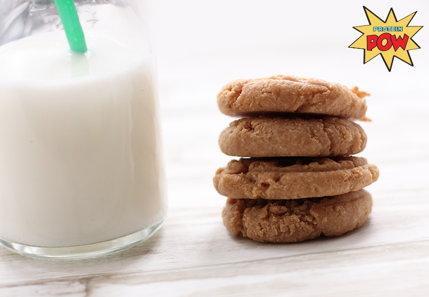 ... CARB Peanut Butter Protein Cookies (The Best Protein Cookies On Earth