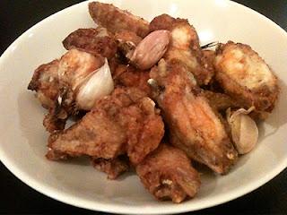 Cocina con Aníbal Alitas de pollo fritas