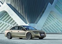 2012 Audi A8 L FSI HD Wallpaper