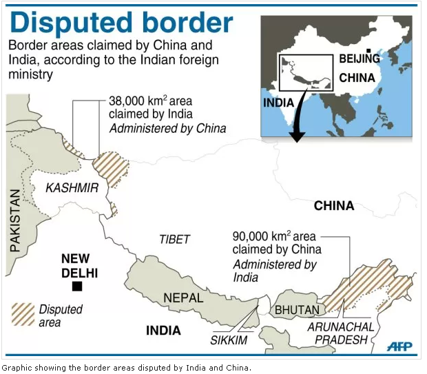 Chinese General Warns India in Border Dispute, Calls Philippines 'Troublemaker'