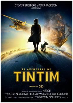 As Aventuras de Tintim – Dublado – 2011 – Filme Online