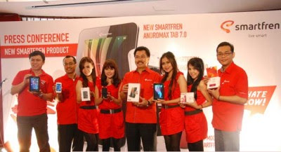 smartfren terbaru, internet murah, tablet murah, modem smartfren, New Smartfren Andromax Tab, Andromax-I, Smartfren Connex USB Modem WiFi
