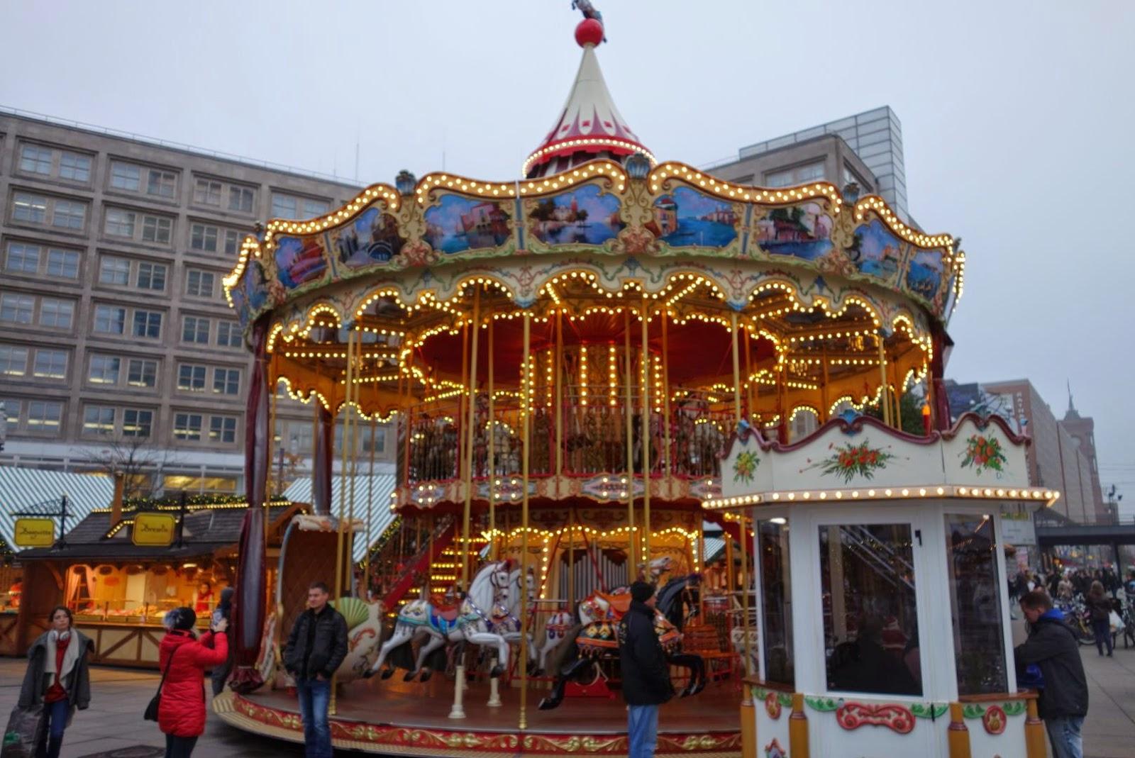 Runzelfuesschen Weihnachten in Berlin