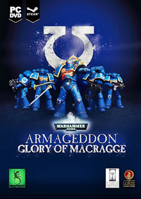 Warhammer 40000: Armageddon Glory of Macragge Cover