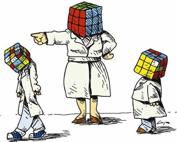 Bad Cubers (Humor) chistes rubik
