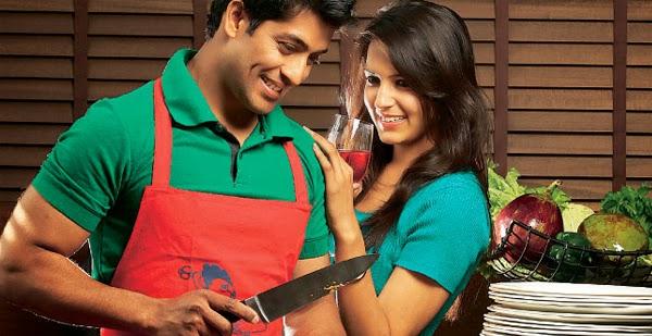 Manfaat 'Kencan' di Dapur Bersama Suami