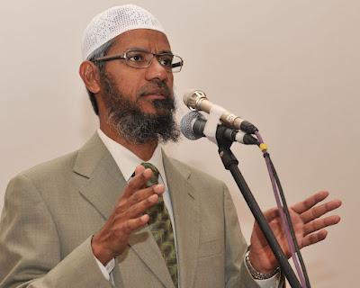 Dr. Zakir Naik Picture