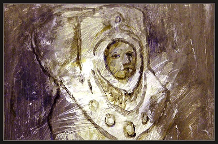 ANUNNAKI-ASTRONAUTAS-NIBIRU-ANTIGUOS-EXTRATERRESTRES-PINTURA-ARTWORK-ANCIENT-ASTRONAUTS-PINTOR-ERNEST DESCALS-