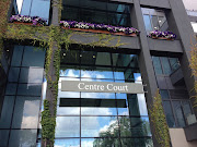 Centre court is only ever used once a year for the Wimbledon tennis .