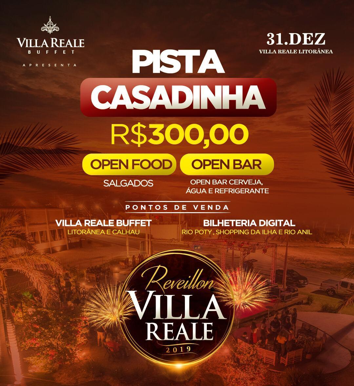 Réveillon Vila Reale