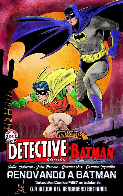 Todos los martes: Detective Comics DC