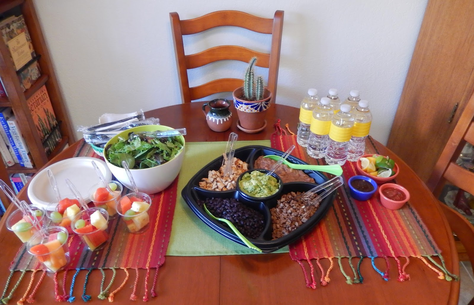 Mexican%2BFiesta%2BMeeting%2BLuncheon%2BBrunch%2BCinco%2Bde%2BMayo%2BRubios%2BEggface Weight Loss Recipes Healthy Meetings (or Parties) Made Easy