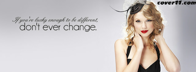 Taylor Swift Facebook Cover Photo