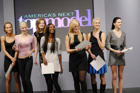 Top Model Stars