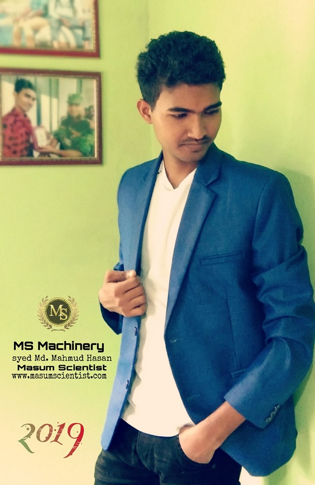 Syed Md Mahmud Hasan Masum