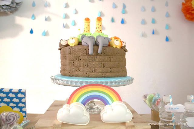 Noah´s Ark decoration party